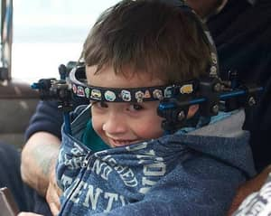 Nan Of Disabled Boy Launches Appeal To Give Him Best Birthday Ever