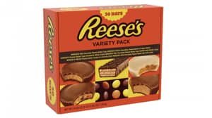You Can Now Bag Yourself A 30-Bar Variety Pack Of Reese's Goodies