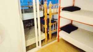 Tourists In Ibiza Offered Bunk Beds On A Balcony For 50 Euros A Night