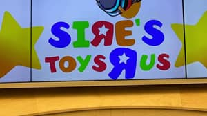 50 Cent Hires Out Entire Toys R Us Store For Seven-Year-Old Son