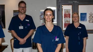 Princess Sofia Of Sweden Begins Work As Healthcare Assistant To Help Fight Coronavirus