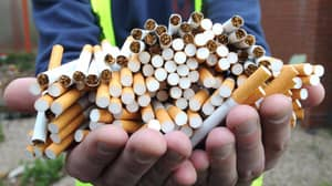 Cheap Cigs Containing Human S**t Are Being Sold Over The Counter