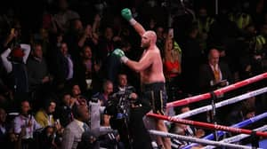 Tyson Fury Brands Deontay Wilder A 'Sore Loser' After Trilogy Fight