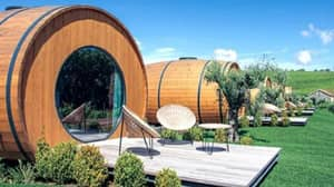 You Can Stay In A Wine Barrel In Portugal And Drink Wine All Day