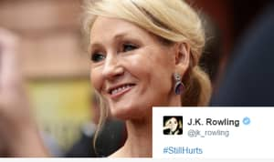 J.K. Rowling Savages Piers Morgan For 'Not Reading A Word' Of Harry Potter