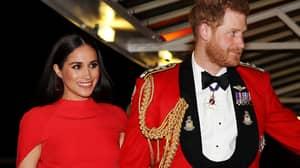Prince Harry And Meghan Markle Welcome Baby Girl
