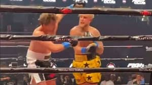 Incredible Ringside Footage Shows The Moment Jake Paul Knocked Ben Askren Out