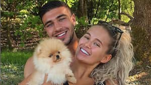 Tommy Fury And Molly-Mae's Dog Has Died Six Days After They Brought Him Home