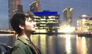 We Got A Teenager To Shout Swear Words In The Middle Of Salford Quays