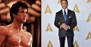 How Sylvester Stallone Got In Shape For The 'Rocky' Films