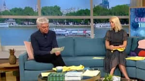 Viewers Fuming After Seeing People Walking Around Outside Through 'Window' On This Morning