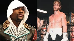 Floyd Mayweather Agrees To Fight YouTuber Logan Paul Fight On June 6