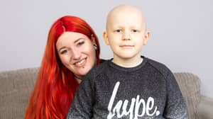Nine-Year-Old Brit Is Celebrating After Beating One Of The Rarest Forms Of Cancer