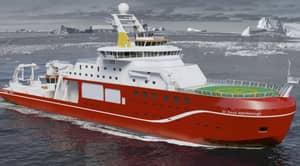 'Boaty McBoatface' Ship Named After Sir David Attenborough
