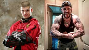 The Actor Who Played Harry Potter's Viktor Krum Has Got Seriously Hench