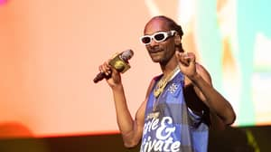 Snoop Dogg Gifted Joint Bouquet For 48th Birthday