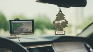 Hanging Things From Your Rear-View Mirror Could Lead To A Fine Of Up To £1,000