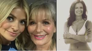 Holly Willoughby Shares Throwback Of Her 'Mega Babe' Mum