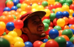 The World's First Adult Ball Pit Bar Is Now Open