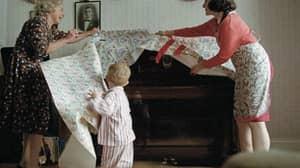 Elton John Stars In This Year's John Lewis Christmas Advert