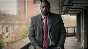 Exciting New Details From New 'Luther' Have Been Leaked As Ruth Wilson Appears On Set