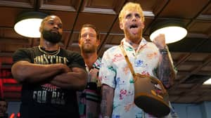 Video Of Jake Paul Trying To Intimidate Tyron Woodley Is Making People Cringe