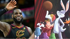 'Space Jam 2' Starring LeBron James 'Officially' Happening