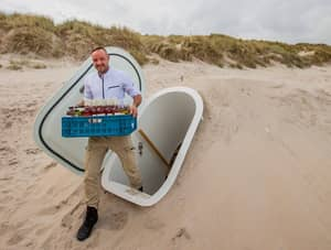 Underground Fridge That Could Keep Brits Cool This Summer