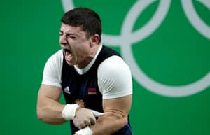 Armenian Weightlifter's Arm Snaps While Competing At Rio Olympics