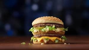 Bad News, Grand Mac Fans - It's Being Taken Off The McDonald's Menu