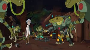 Rick And Morty Season 4 Will Be 10 Episodes Long