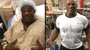 Bodybuilding's 'GOAT' Ronnie Coleman Might Never Walk Again After Several Surgeries