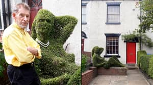 Gardener Is 'Upset' At Needing To Repair Lady-Shaped Bush As People Keep Trying To Have Sex With It