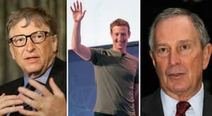 Forbes Announces Top Ten Richest People In The World