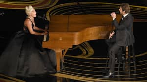 Lady Gaga Tells Jimmy Kimmel About Oscars Performance With Bradley Cooper