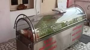 Man Incorrectly Pronounced Dead And Rescued From Mortuary Freezer Has Now Died