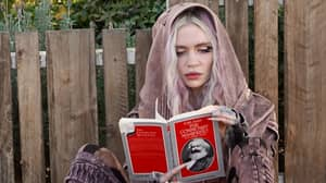 Grimes Responds After Being Photographed Reading Karl Marx Book
