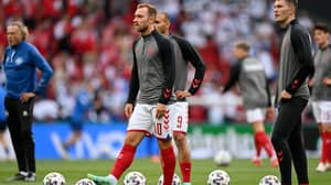 Denmark Vs Finland Euros Match Suspended After Christian Eriksen Collapses On Pitch