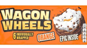 You Can Now Buy Orange Flavoured Wagon Wheels