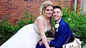 Groom Told He Had 'Weeks To Live' Finds Out He Doesn't Have Cancer And Shares News At Wedding