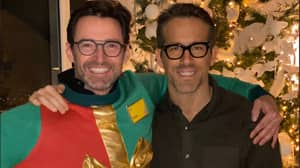 Ryan Reynolds Gets Back At Hugh Jackman With Christmas Jumper Prank