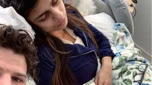 Mia Khalifa Provides Update Following Surgery To Repair Breast Hit By Hockey Puck