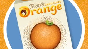 Terry's Chocolate Orange Launches Limited White Chocolate Edition