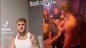 Jake Paul Trolls Tommy Fury After Nightclub Video Goes Viral