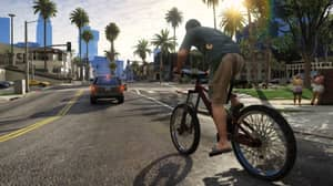 New 'Grand Theft Auto 5' Mod Lets You Play In Full VR