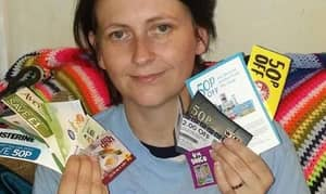 Woman Manages To Save Some Serious Cash From Using Coupons