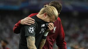 Loris Karius Apologises For 'Mistakes' In Champions League Final