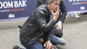 Man Makes Citizen's Arrest Without Even Dropping His Cigarette