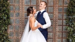 Paralysed Former NRL Player Alex McKinnon Stood Up During His Wedding