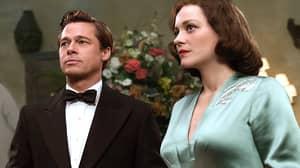 Brad Pitt Has Shocking Love Affair With Marion Cotillard In New Film